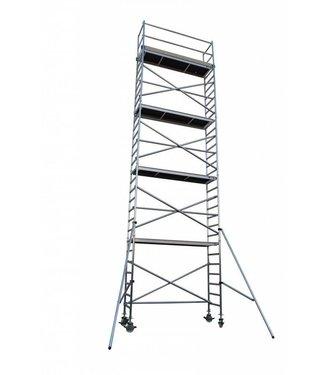 Rolsteiger Compleet 75 x 250 x 10,2 meter werkhoogte