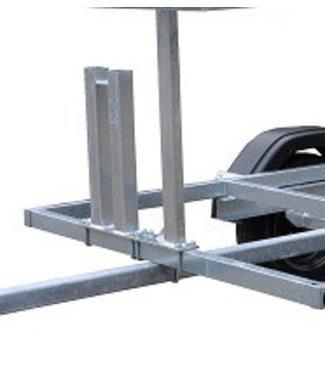 steigerwielhouders voor steigeraanhager ( set van 2 )