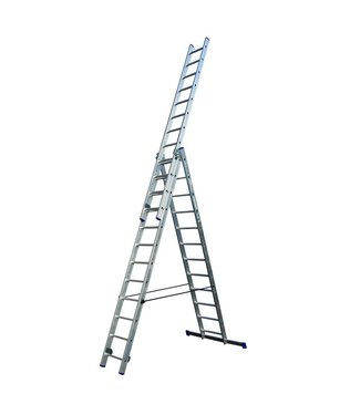 Driedelige ladder 3x12 DHZ