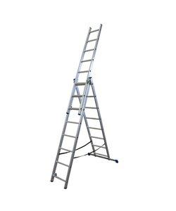 Driedelige ladder 3x8 DHZ