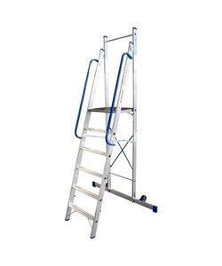 Platform ladder 6 treden