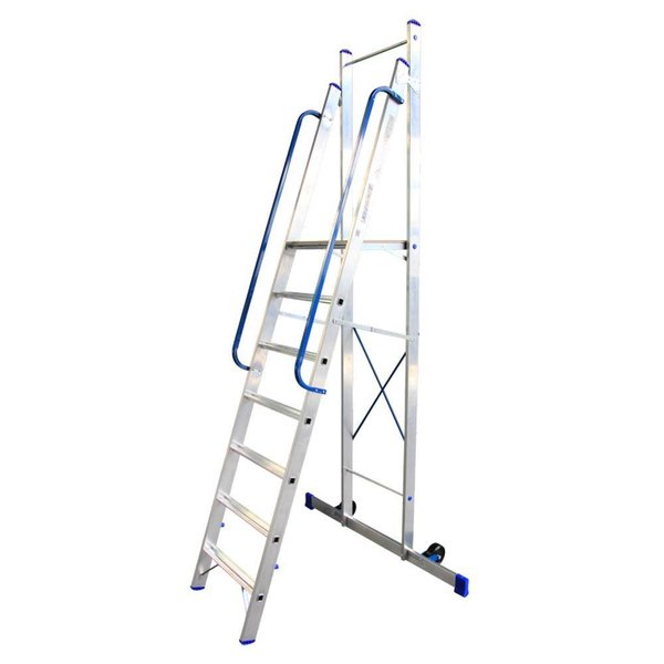 Platform ladder 7 treden