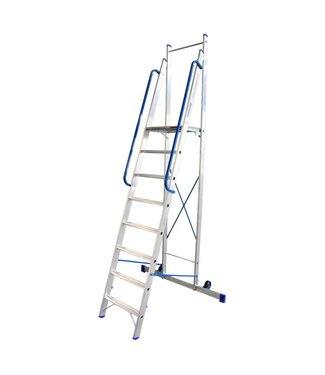 Platform ladder 8 treden