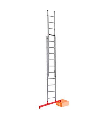 Tweedelige ladder Smart Level 2 x12