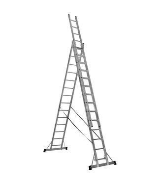 3 x 10 Top Safe Professionele reformladder