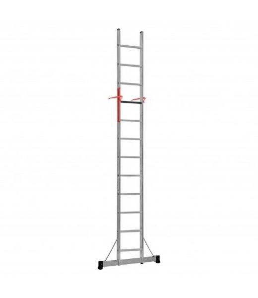 1 x 8 Top Safe Professionele enkele ladder