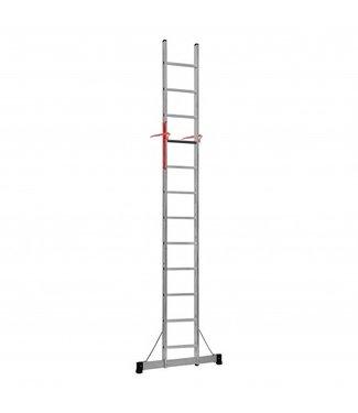 1 x 12 Top Safe Professionele enkele ladder