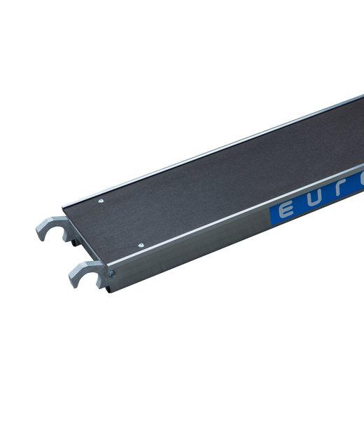Platform Euroscaffold zonder luik smal  (30 cm )