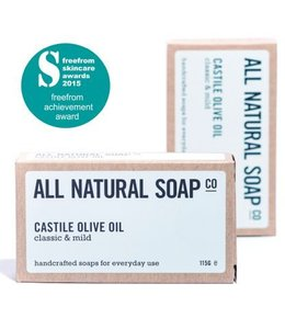 All Natural Soap Castile Olive Oil zeep