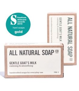 All Natural Soap Gentle Goat's Milk