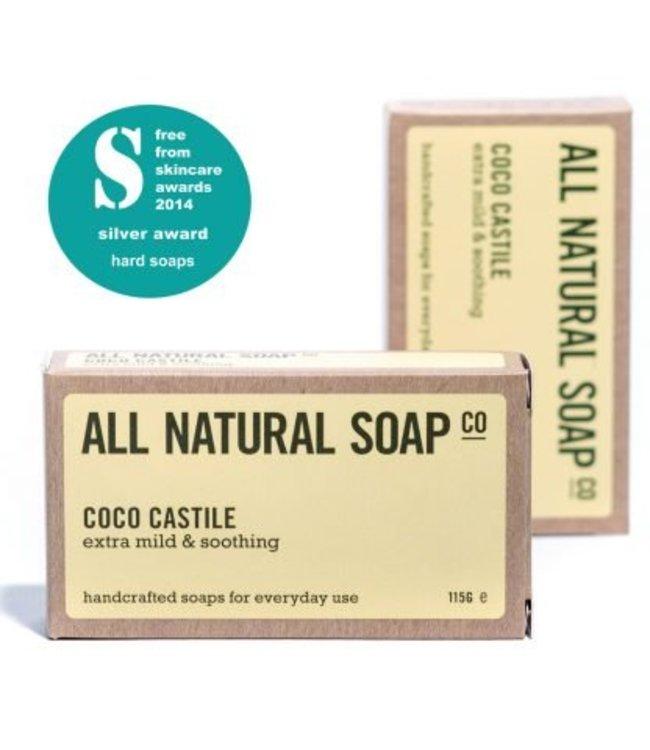 All Natural Soap Coco Castile soap