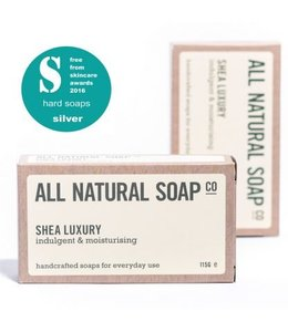 All Natural Soap Shea luxury