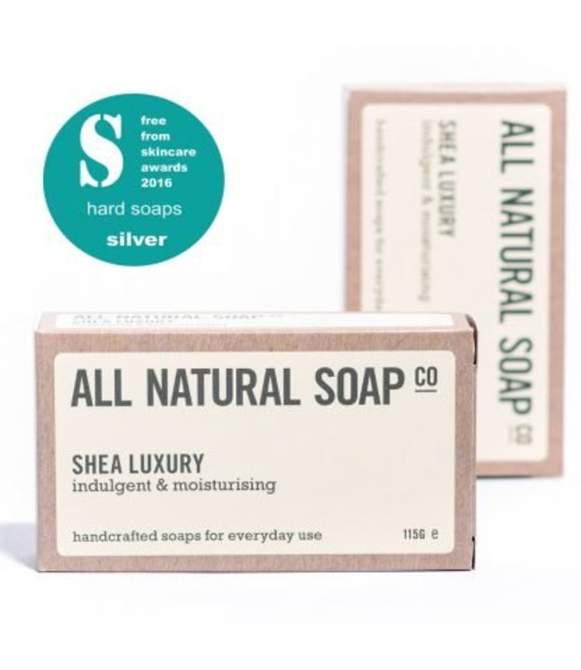 All Natural Soap Shea luxury soap