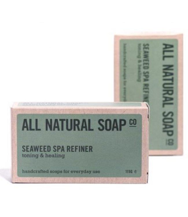 All Natural Soap Seaweed Spa Refiner soap