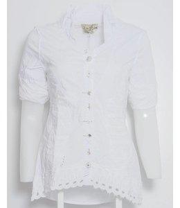 Elisa Cavaletti Bluse weiss