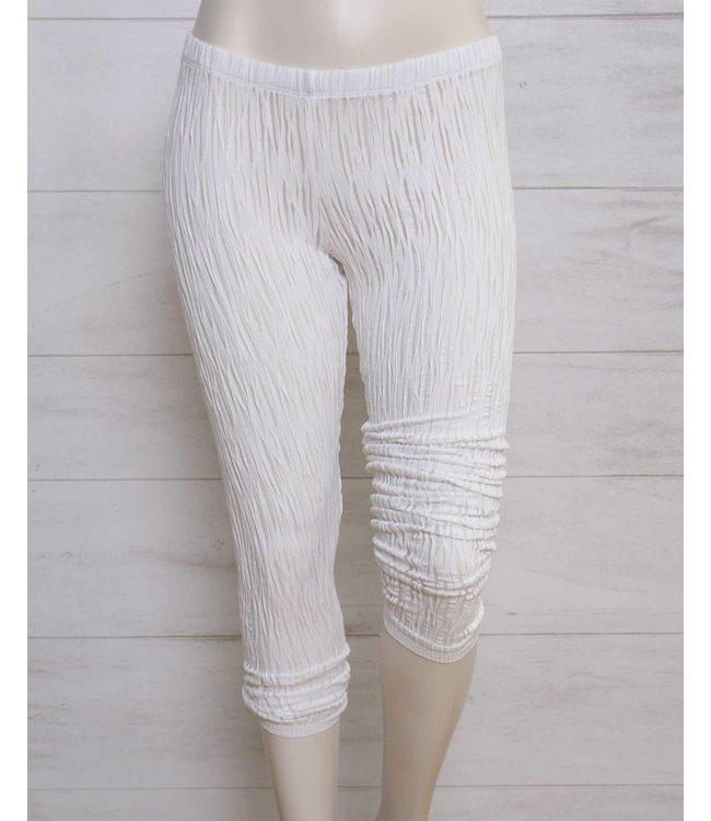 Elisa Cavaletti 7/8 leggings white