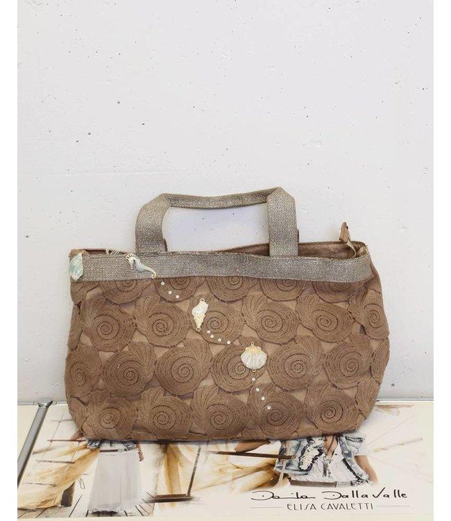 Elisa Cavaletti Handbag brown
