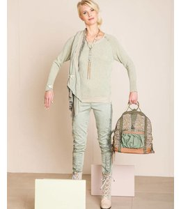 Elisa Cavaletti Jumper pale green