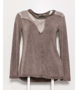 Elisa Cavaletti Shirt mauve