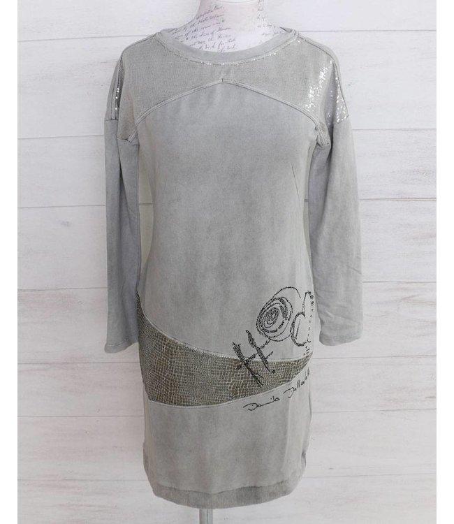 Elisa Cavaletti Dress grey