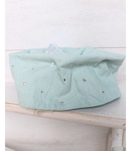 ArtePura Small basket turquoise