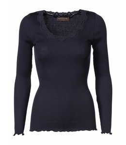 Rosemunde Long-sleeved shirt dark blue