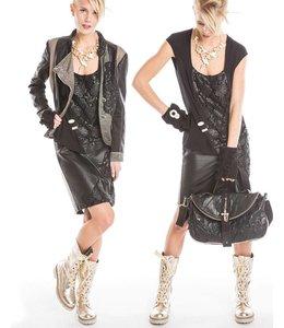 Elisa Cavaletti Skirt black