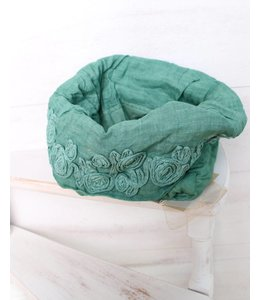 ArtePura Basket green