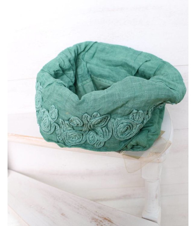 ArtePura Basket green