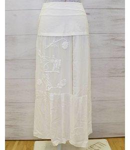 Elisa Cavaletti Skirt white