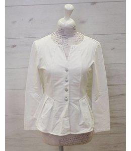 Elisa Cavaletti Jacket white
