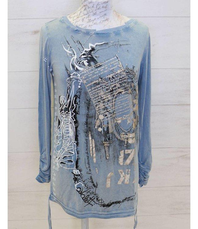 Elisa Cavaletti Langes Shirt Tradizione