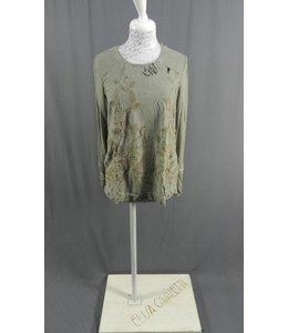Elisa Cavaletti Shirt antrazith verwaschen