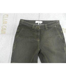 Elisa Cavaletti Jeans verwaschen dunkelbraun