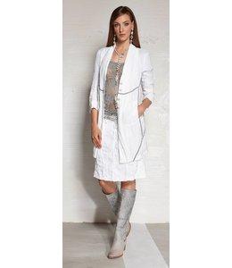 Elisa Cavaletti manteau en lin