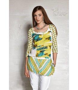 Elisa Cavaletti Farbige Shirt-Bluse