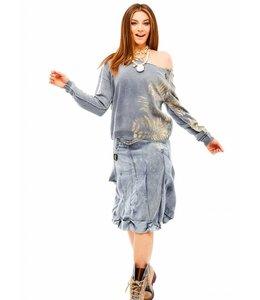 Elisa Cavaletti Knitted sweater Volo Oro