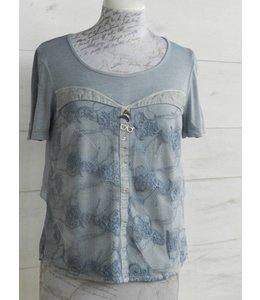 Elisa Cavaletti T-Shirt Ortensia