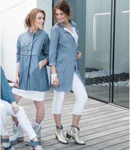 Elisa Cavaletti Basic Jacket Ortensia