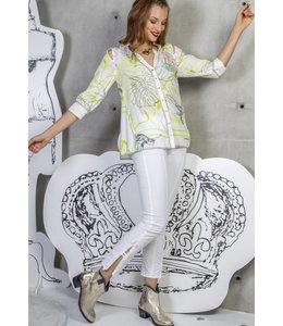 Elisa Cavaletti Trousers Bianco