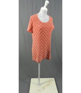 Elly Italia Tunica - Dress lachs rosé