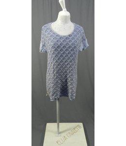 Elly Italia Tunica - Dress lavendel