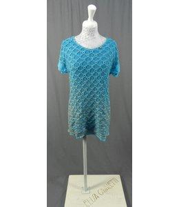 Elly Italia Tunica - Dress türkisblau