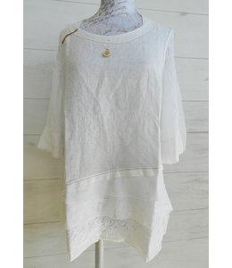 Elisa Cavaletti Shirt Bianco