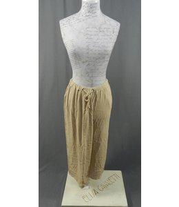 Elisa Cavaletti jupe-culotte beige
