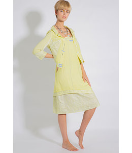 Elisa Cavaletti Linen dress Aperitivo