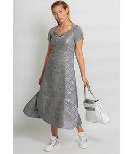 Elisa Cavaletti Langes Kleid Montecchi