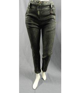 Elisa Cavaletti Jeans schwarz-gold