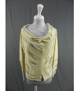 Elly Italia Pullover vanille gelb