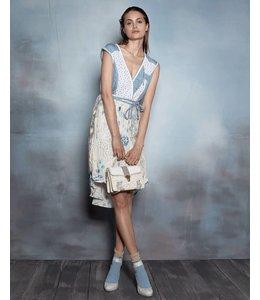 Elisa Cavaletti Aermelloses Kleid